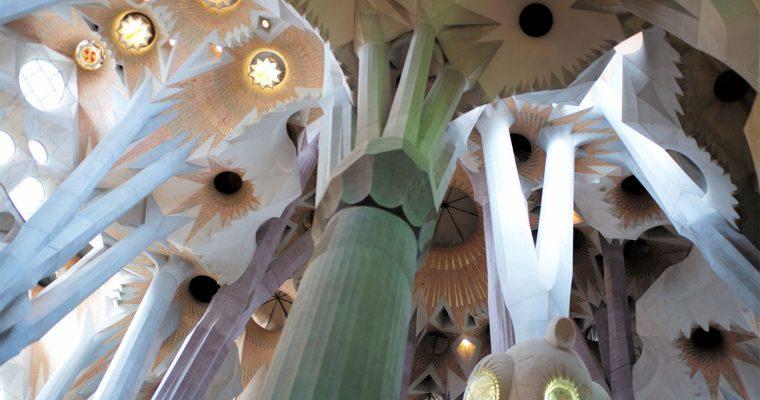 Gaudi's Buildings in Barcelona