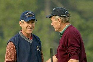 Bush-golfers